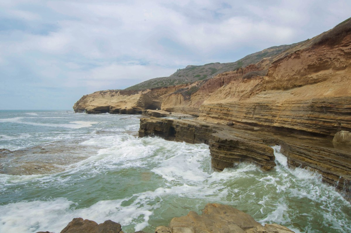 Cabrillo monument sea cave tidepools the rambling wanderer nvjuhfo Gallery